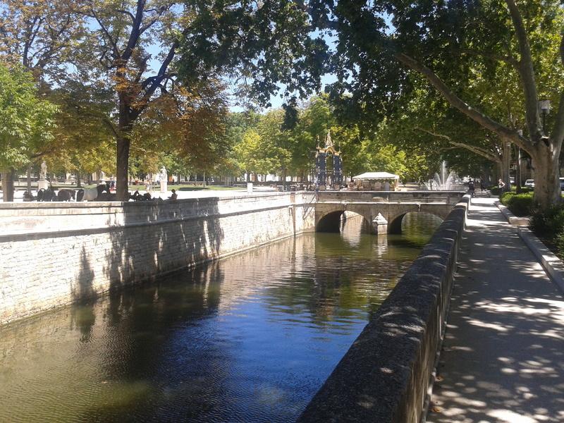 Chambres dh tes la boissi re le vialat for Fontaine de jardin nature et decouverte